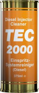 Preparat do wtryskiwaczy diesla TEC-2000