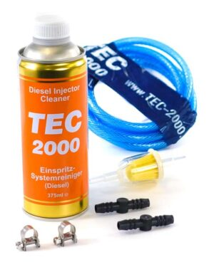 Zestaw 8 mm + TEC 2000 Diesel Injector Cleaner