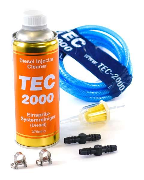 Zestaw 8 mm + TEC 2000 Diesel Injector Cleaner